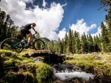 Fluitend de berg op (... of toch niet?) met een e-mountainbike