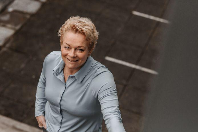 Marleen Wagenaar, de nieuwe directeur van de Stichting Welzijn Tubbergen Dinkelland.
