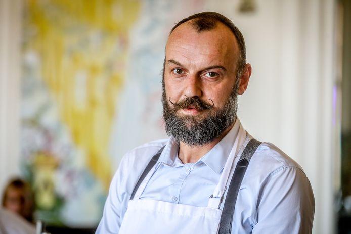 Le chef  Vincent Florizoone