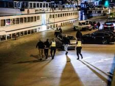 Politie Arnhem treedt op tegen 'groep idioten' die coronamaatregelen overtreden