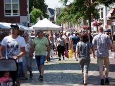 Jaarmarkt Sint-Oedenrode vecht tegen de warmte