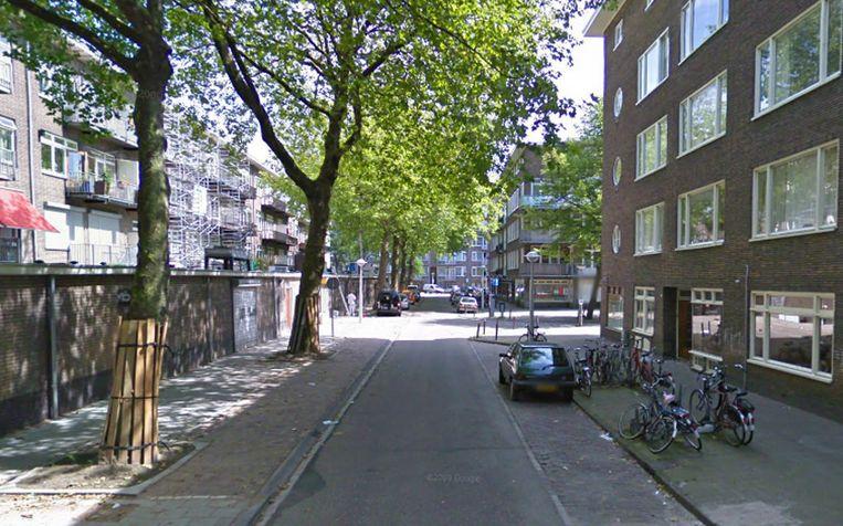 De Tijl Uilenspiegelstraat. Beeld Streetview