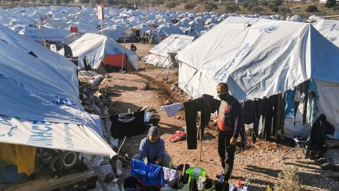 Alsmaar minder migranten op Griekse eilanden