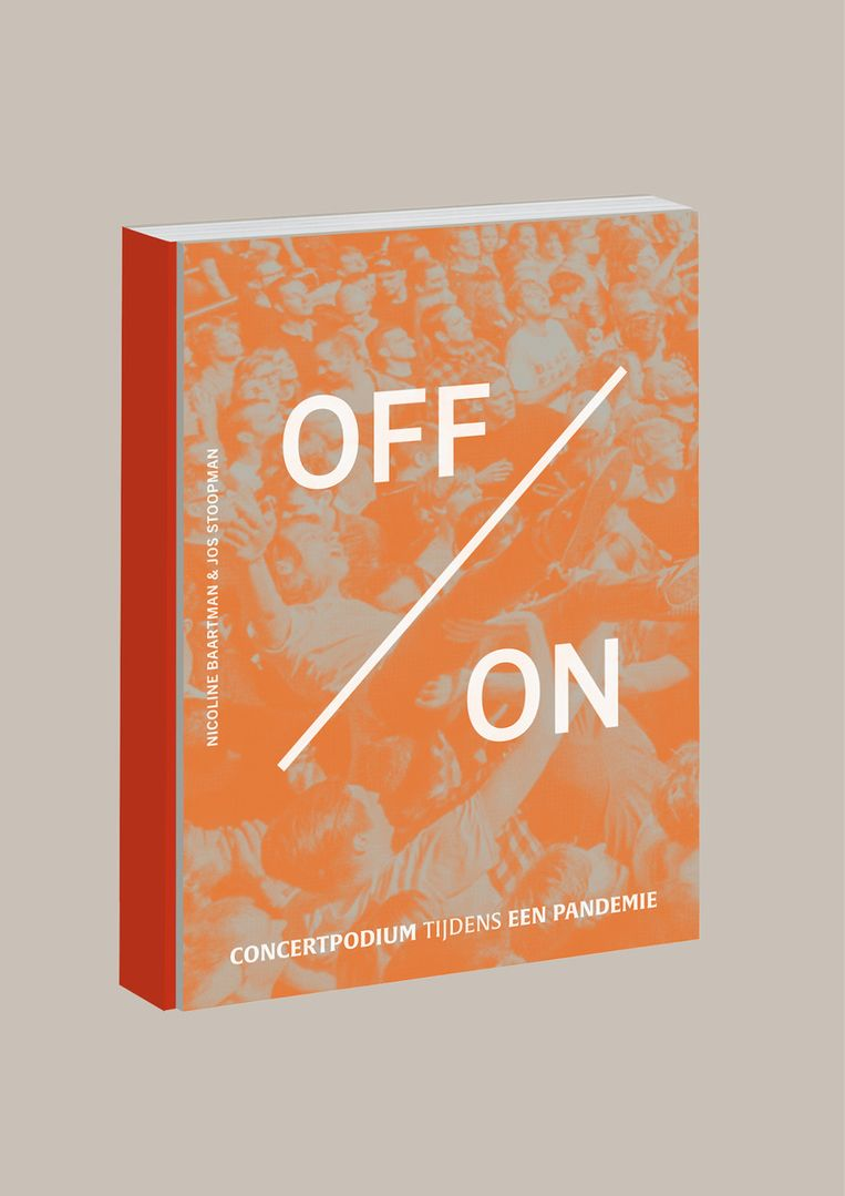 Off/on, Tivoli, Nicole Baartman en Jos Stoopman. Beeld Tivoli/Vredenburg
