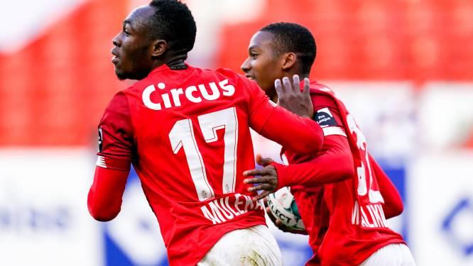 """Jackson Muleka komt stilaan tot bloei bij Standard: """"Hij kan één van de betere aanvallers in België worden"""""""