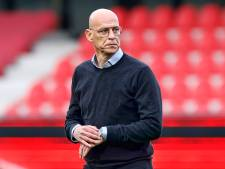Definitief: Trainer Klaas Wels na dit seizoen weg bij TOP Oss