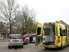 Motorrijder gewond door botsing met auto in Oss