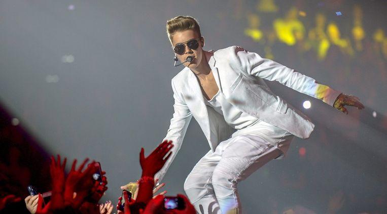 Justin Biebers liedjes klinken als afgeleiden van de tropical house van megapopulaire dj's als Kygo. Beeld epa
