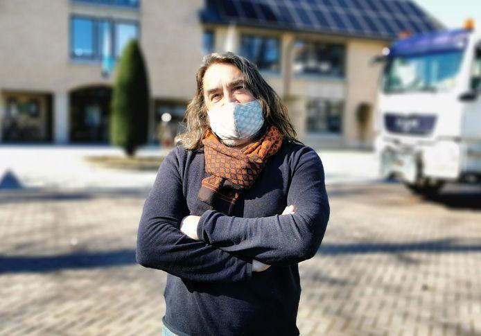 Erik Baptist is in Halle aan de slag als centrummanager.