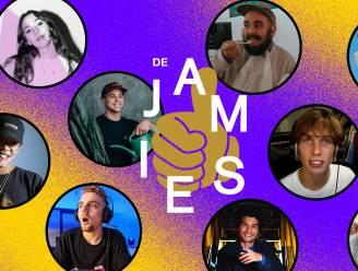 Awards voor Acid en Bockie De Repper en een eerbetoon aan Kastiop: eerste editie van De Jamies verkiest beste online videomakers