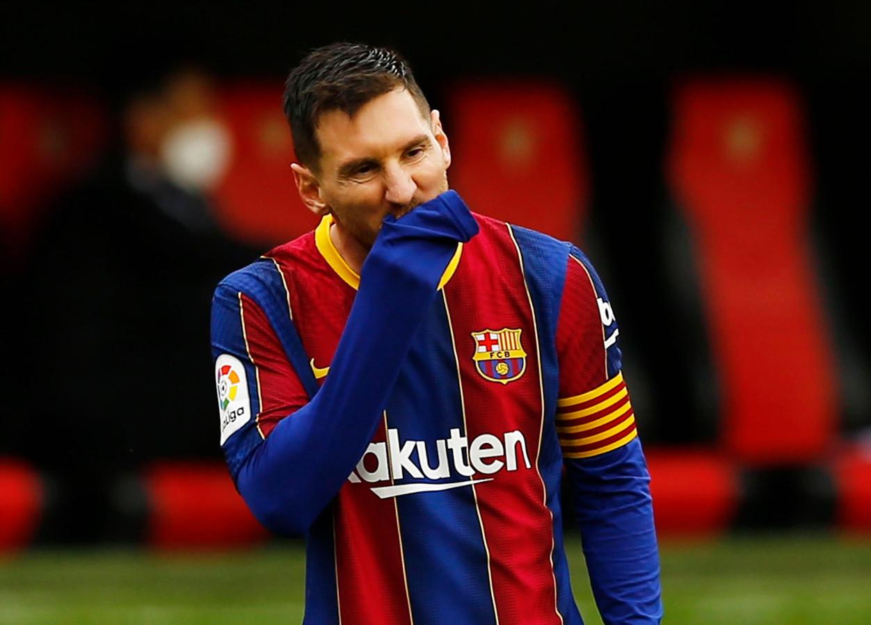 Waar ligt de toekomst van Messi?