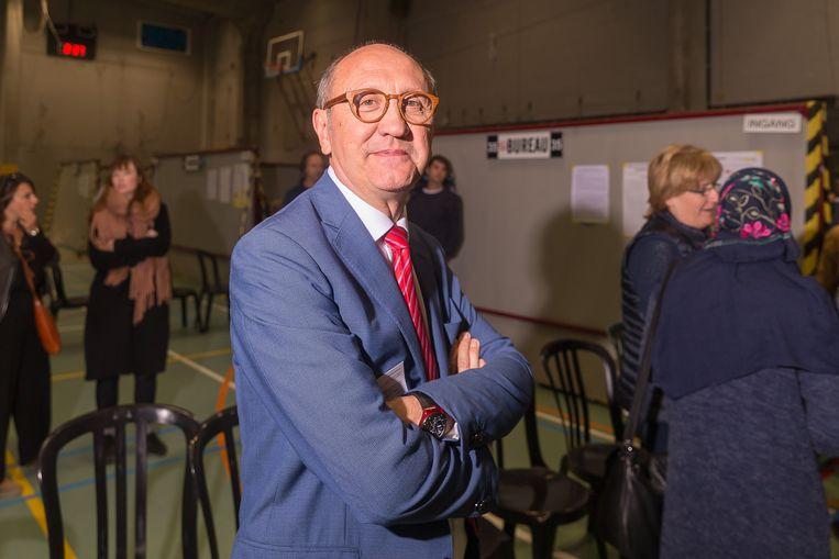 Johan Vande Lanotte (sp.a) Beeld BELGA