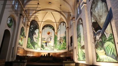 Sint-Paterskerk Halle wordt indoorskatepark tijdens kerstvakantie