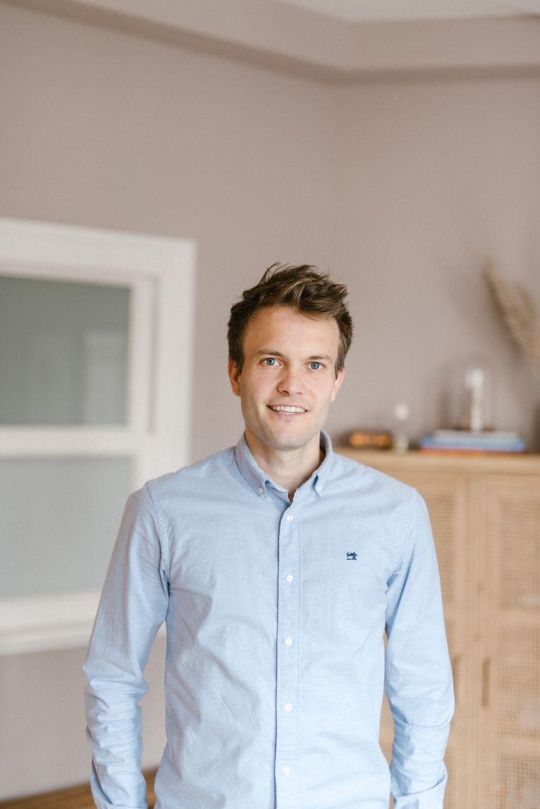 Sportpsycholoog Tim Koning: 'Aan de ene kant is de groeimindset heel toepasbaar en voor veel mensen ook wel herkenbaar'. Beeld