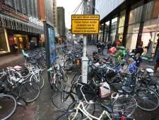 Fietscoach in Haags centrum wordt straal genegeerd
