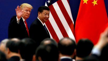 """Handelsoorlog: """"VS en China spreken wapenstilstand af"""""""