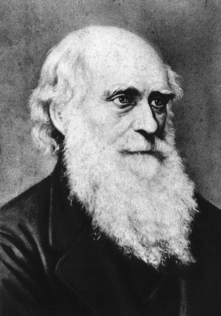 Charles Darwin. Archieffoto ANP Beeld
