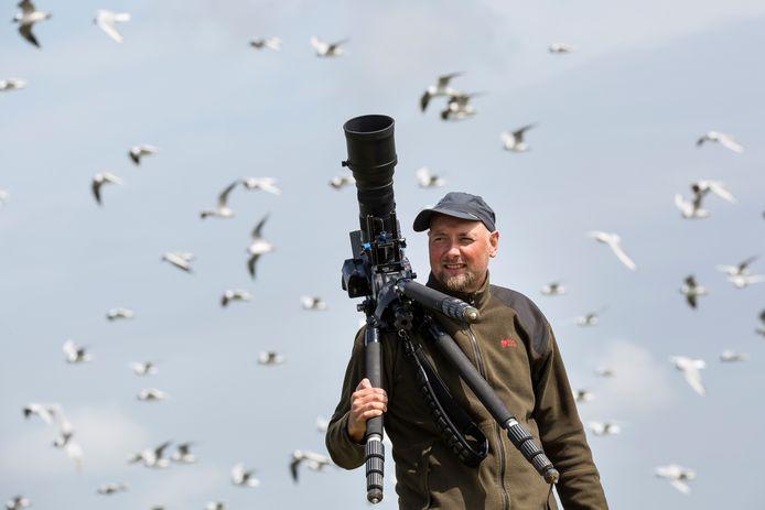 Ruben Smit; filmmaker en ecoloog.
