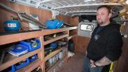 Tweede keer in 9 maanden werkmateriaal uit bestelwagen gestolen