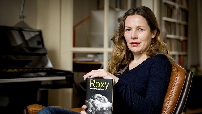 Esther Gerritsen is met haar boek Roxy één van de kanshebbers. Beeld anp