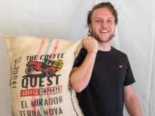 Koffiebonen branden is voor Gijs van Little Roastery wetenschap: 'De mogelijkheden zijn eindeloos'