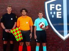 Leidt FC Eibergen de nieuwe generatie scheidsrechters op? 'Willen we zo hoog mogelijk niveau halen'