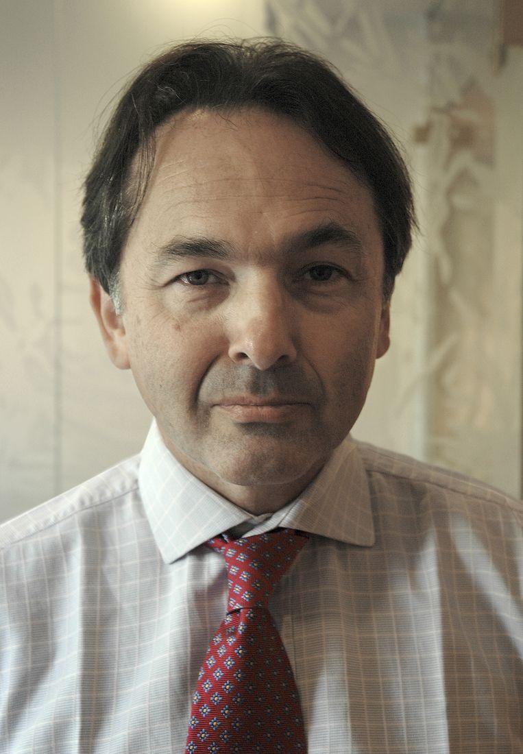 Politicoloog Gilles Kepel. Beeld Jan de Groen