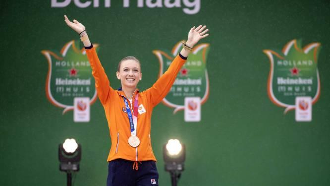 Olympisch medaillewinnares Femke Bol wordt zaterdag 'coronaproof' gehuldigd: maximaal 200 gasten bij Altis