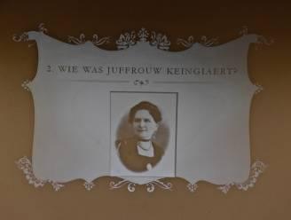 Lezing over Léonie Keingiaert is digitaal en gratis