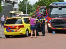 Gaslucht aanwezig in souterrain Breda, man onwel