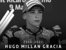 Le jeune espoir de la moto, Hugo Millan, 14 ans, meurt lors d'une course en Espagne