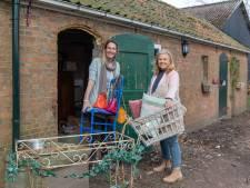 Oud varkenskot in Wissenkerke gaat dienstdoen als winkeltje