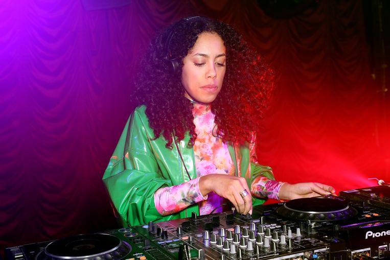 Danceproducer en milieuwetenschapper Jayda G.  Beeld WireImage