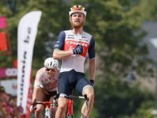 Van der Lijke blijft knap overeind, Simmons nieuwe leider in Ronde van Wallonië