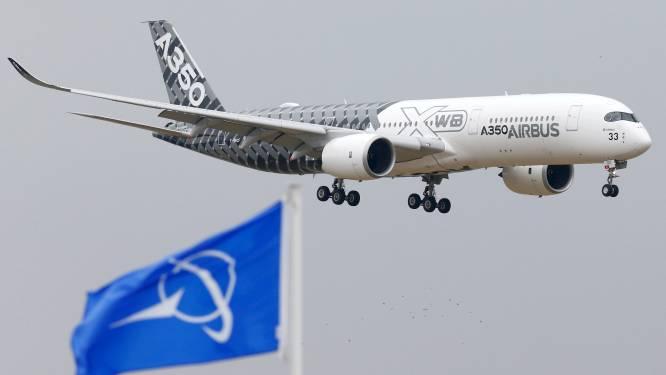 """""""EU en VS dicht bij oplossing ruzie over steun Airbus en Boeing"""""""