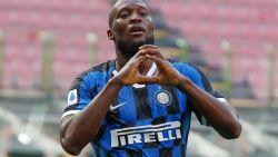 Lukaku in spoor Ronaldo met 20 competitiegoals, maar Bologna bezorgt Inter nog fikse kater