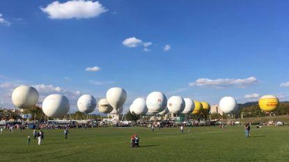 Nu al 86 uur in de lucht: Wase ballonvaarders breken 18 jaar oude duurrecord in legendarische Gordon Bennett-race