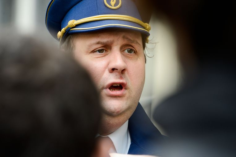 Christian De Coninck. Beeld BELGA