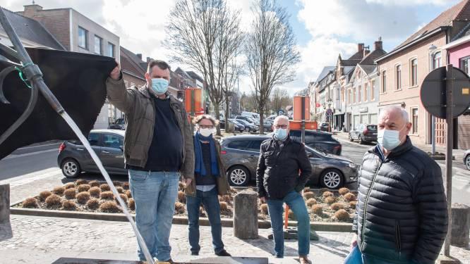 Leefbaar Gavere trekt naar gemeenteraad uit protest tegen plannen heraanleg Markt
