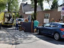 Voetgangster naar ziekenhuis na ongeval in Vaassen