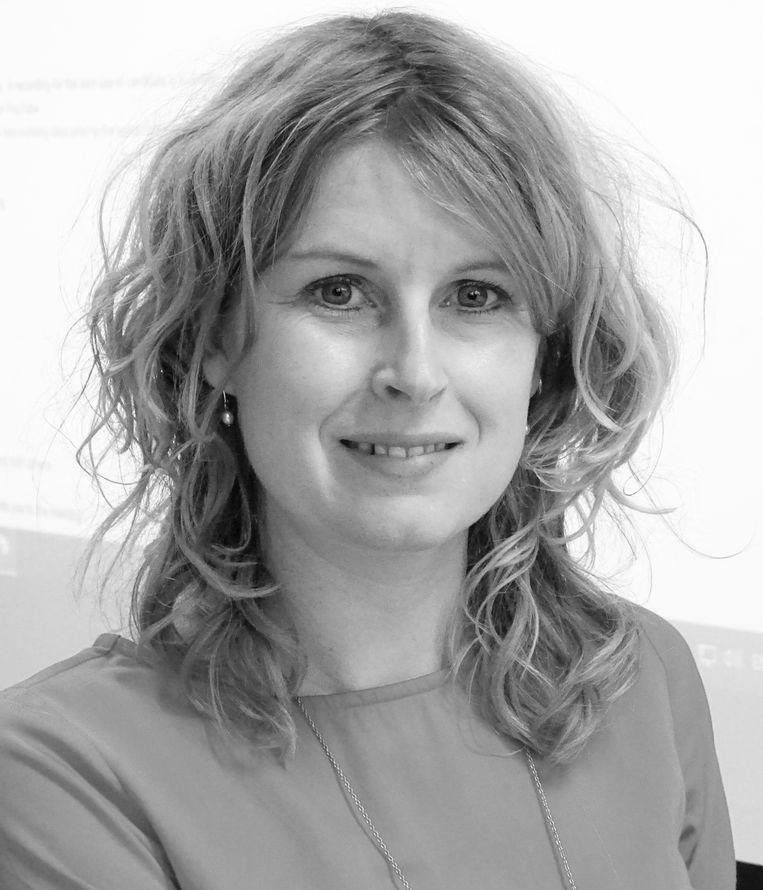 Eva Lems, onderzoeker publieke gezondheid, promoveerde aan de VU op Kansen voor gezondheidspromotie volgens jongeren uit Amsterdam Noord en Zuidoost. Beeld