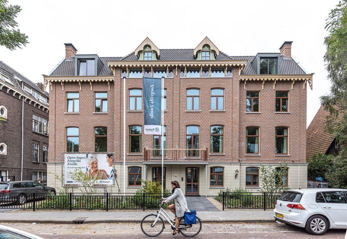 De nieuwbouw aan de Terborchstraat 13 is klaar. De eerste bewoners komen vrijdag.