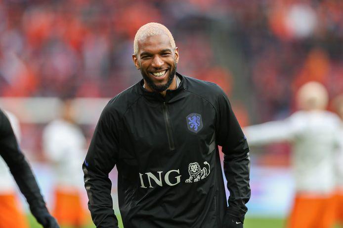 Ryan Babel was tijdens de kwalificatiereeks een vaste waarde in de selectie van het Nederlands elftal.