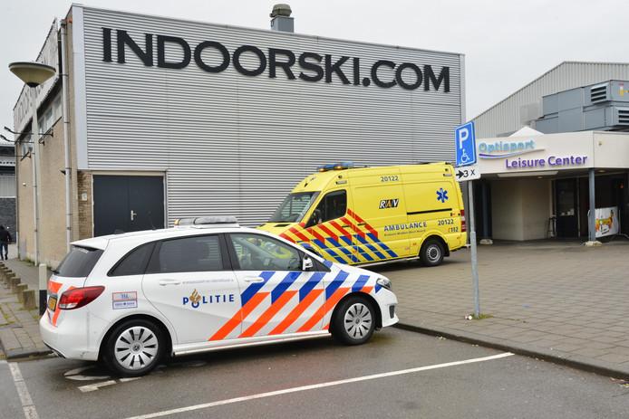 Jongen naar ziekenhuis na ongeluk op trampoline bij Krazy Kangaroo in Breda