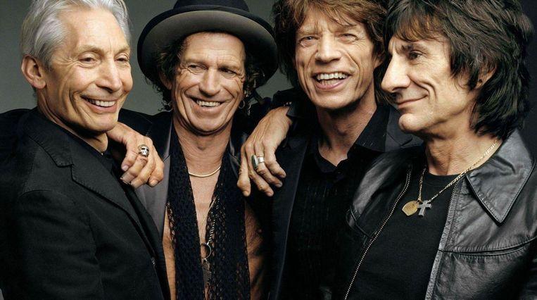 The Rolling Stones, nu in het Groninger Museum. Beeld The Rolling Stones Archive