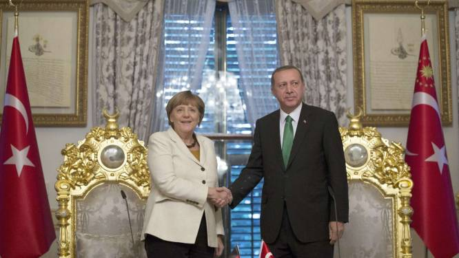 Merkel wil Turks toetredingsproces tot EU herlanceren