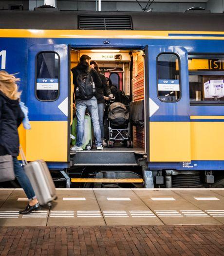 Woensdag geen intercity tussen Breda en Brussel door staking conducteurs