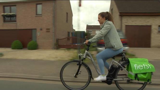Steeds meer jongeren fietsen elektrisch