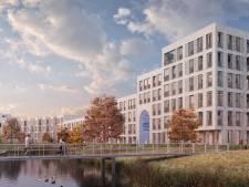 Start van bouw stadswoningen en appartementen PoortMeesters