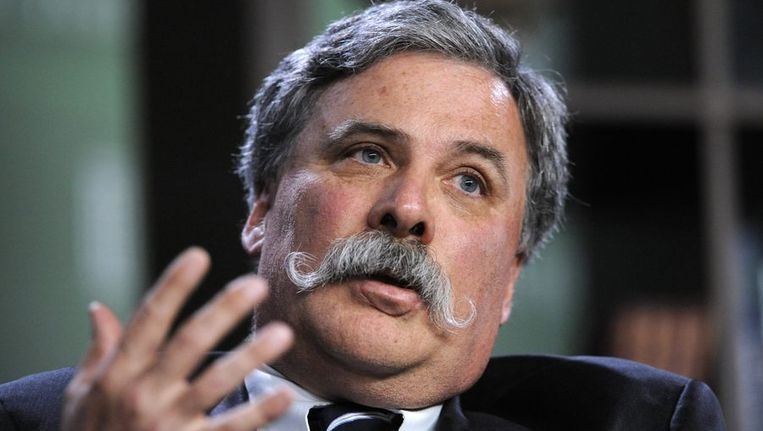 Chase Carey Beeld reuters